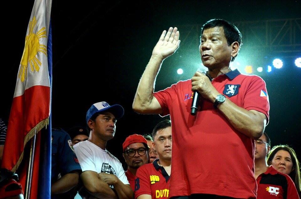 Photo: Facebook/Rody Duterte