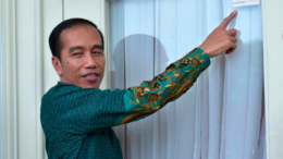 Photo: Joko Widodo official Facebook page